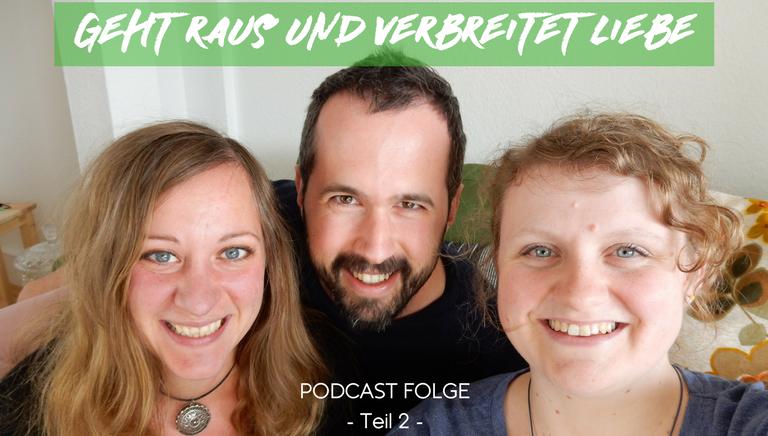 Geht raus und verbreitet Liebe - Marlen und Katja im Interview bei Kira Siefert Teil 2 thumbnail