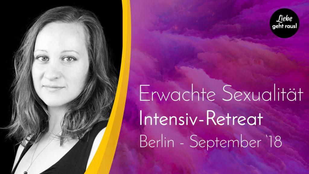 Erwachte Sexualität - IntensivRetreat im September in Berlin thumbnail